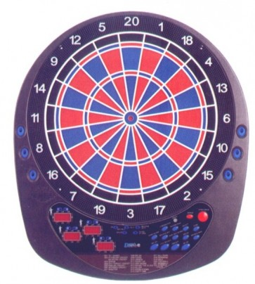Future Electronic - Dartboard