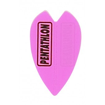 Pentathlon Poly Retro Flights - Pink