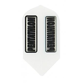 Pentathlon Trans Poly Slim Flight - Weiß