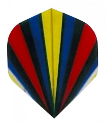 "Poly ""Roter multi Flash"" Fullsize Flights"