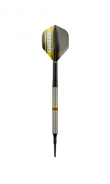 "Target Dave Chisnall ""Chizzy"" Pixelgrip - Softdarts - 18 Gramm"