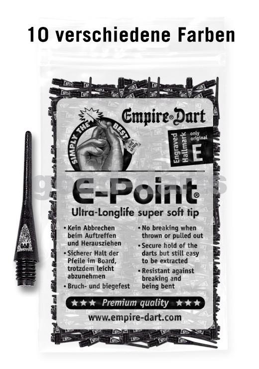 Lange E-Point Spitzen