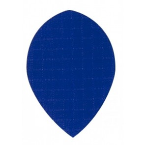 Nylon Longlife Stoff Flights - Pear - Blau