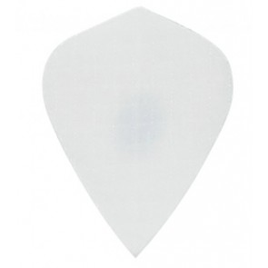 Nylon Longlife Stoff Flights - Kite - Weiss