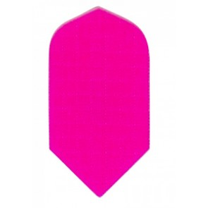 Nylon Longlife Stoff Flights - Slim - Fluro Rosa
