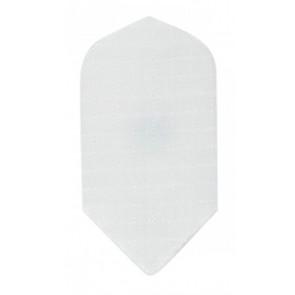 Nylon Longlife Stoff Flights - Slim - Weiss