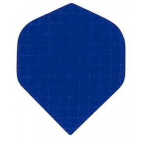 Nylon Longlife Stoff Flights - Standard - Blau