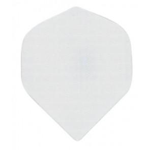 Nylon Longlife Stoff Flights - Standard - Weiss