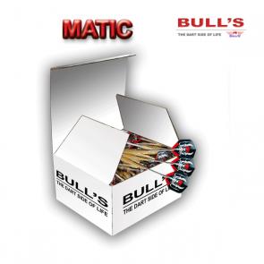 100 Stk. Bull´s Matic Brass Soft Darts