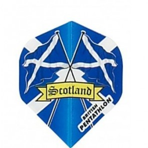 British Pentathlon Schottland Dart Flights