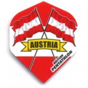 British Pentathlon Österreich Dart Flights