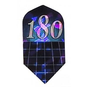 2D Hologram 180 Slim Flights