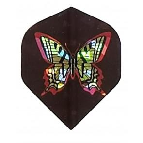 2D Hologram Schmetterling Fullsize Flights