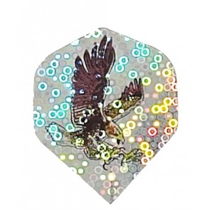 2D Hologram Adler Fullsize Flights