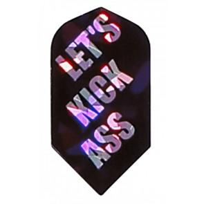 2D Hologram Kick Ass Slim Flights