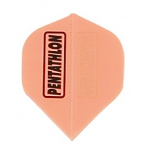 Pentathlon Poly Fullsize Flights - Orange