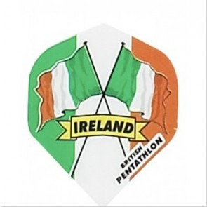 British Pentathlon Irland Dart Flights