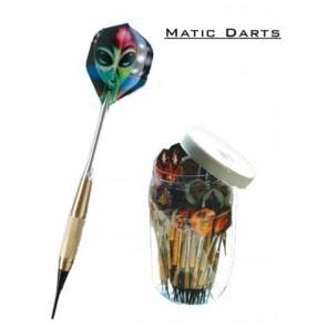 25 Stk. Matic Soft Haus Darts