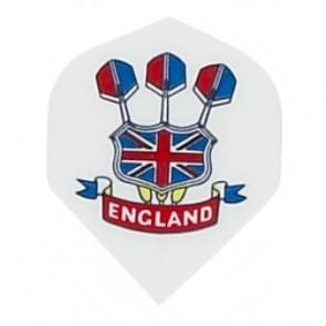 "Metro Std. Fullsize ""England 3 Darts"" Flights"