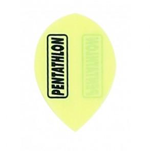 Pentathlon Poly Pear Flight - Gelb