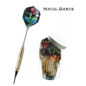 100 Stk. Matic Soft Haus Darts