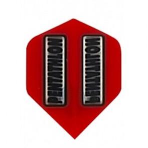 Pentathlon Poly Fullsize Flights - MINI Rot