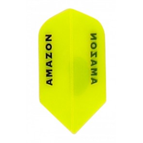 Amazon SLIM Flights - Transparent Gelb