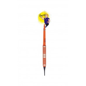 Unicorn Barney Orange Brass - Raymond van Barneveld - Softdart  - 18 Gramm