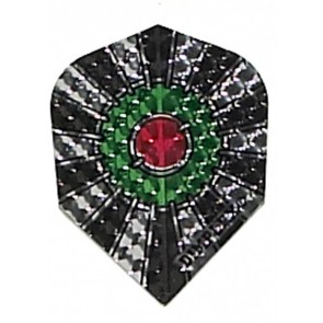 Dimplex Dartboard Structured Fullsize Flights