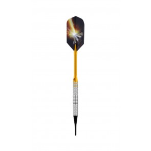 Bull´s Explorer  Shark Grip  80% Tungsten - Softdart
