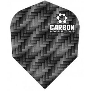 Harrows Carbon Flights Silber/Grau