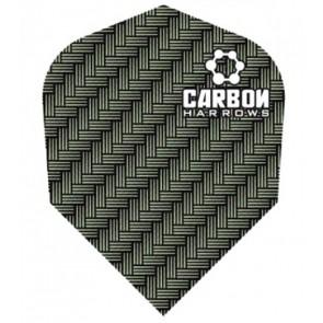 Harrows Carbon Flights Grün