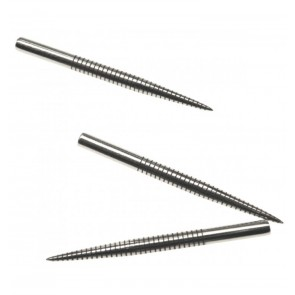 Harrows Laser Cut Points Steel Dartppitze