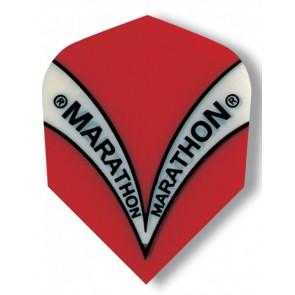 Harrows Marathon Rot Fullsize Flights