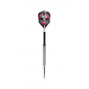 Harrows Assassin 80% Tungsten K - Steeldarts - 22 Gramm