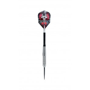 Harrows Assassin 80% Tungsten K - Steeldarts - 24 Gramm