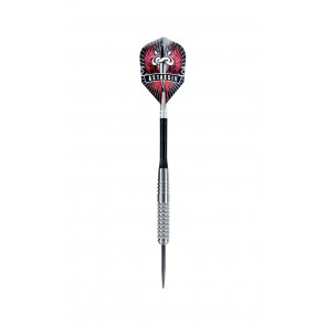 Harrows Assassin 80% Tungsten K - Steeldarts - 25 Gramm