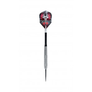 Harrows Assassin 80% Tungsten K - Steeldarts - 26 Gramm