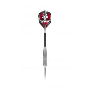 Harrows Assassin 80% Tungsten K - Steeldarts - 28 Gramm
