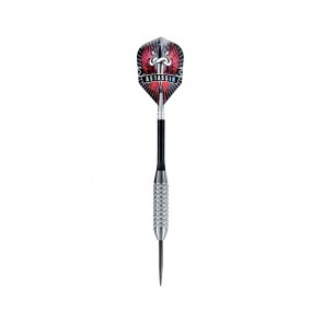 Harrows Assassin 80% Tungsten K - Steeldarts - 31 Gramm