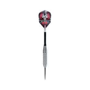Harrows Assassin 80% Tungsten K - Steeldarts - 38 Gramm
