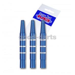 M3 Alu Mittel (4,5 cm) Blau Schäfte