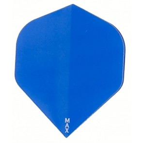McCoy Power Max Solid Blue Fullsize Flight
