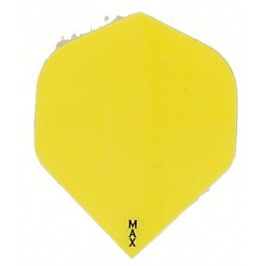 McCoy Power Max Solid Yellow Fullsize Flight