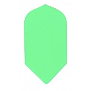 Poly SLIM Flights - Neon Grün
