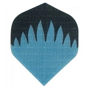 Nylon Fabric Blue Flame Fullsize Flights