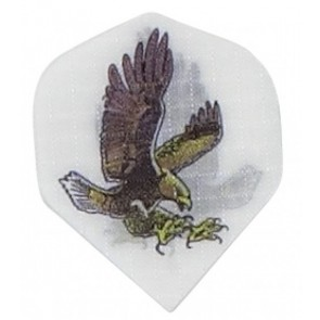Nylon Fabric Eagle Fullsize Flights