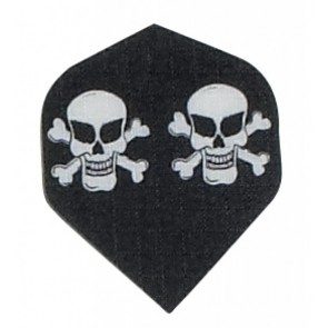 Nylon Fabric Skulls Fullsize Flights