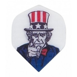 Nylon Fabric Uncle Sam Fullsize Flights