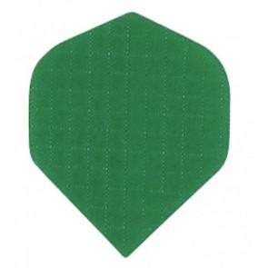 Nylon Longlife Stoff Flights - Standard - Grün